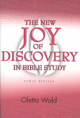 The New Joy Of Discovery In Bible Study - New Paperback Book