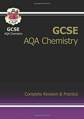 GCSE Chemistry AQA Complete Revision & Practice (A*-G course) by CGP Books Book
