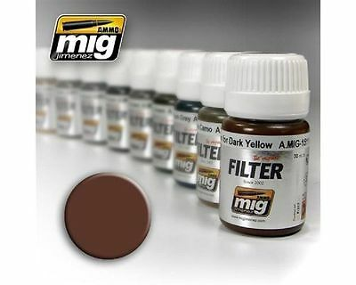 Ammo Of Mig Filter Brown For White Cod.amig1500