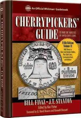 Cherrypickers' Guide To Rare Die Varieties Of United States Coins - Fivaz, Bill/