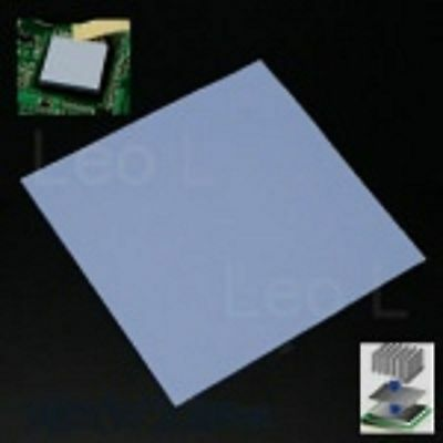Pad Thermique Cpu Gpu Transistors Thermal Pad 3 X 3 X 0.1 Cm