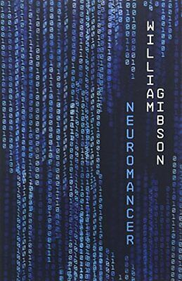Neuromancer, Gibson, William Paperback Book The Cheap Fast Free Post