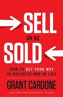 Sell Or Be Sold - New Hardcover Book