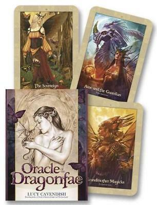 Oracle Of The Dragon Fae - New Paperback Book