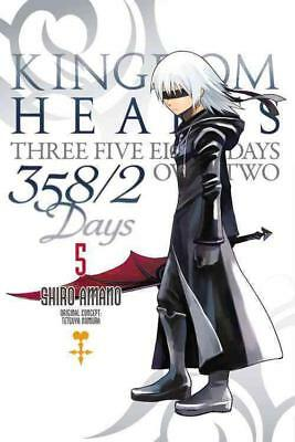 Kingdom Hearts 358 / 2 Days Gn Vol 05 (C: 1-1-0) - New Paperback Book