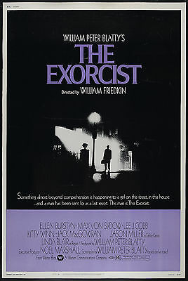 Home Wall Art Print - Vintage Movie Film Poster - THE EXORCIST - A4,A3,A2,A1