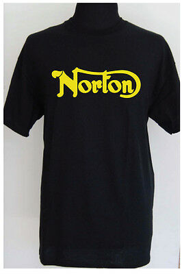 NORTON motorcycle t-shirt - Small  to 2XL