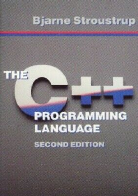 The C++ Programming Language by Stroustrup, Bjarne Hardback Book The Cheap Fast