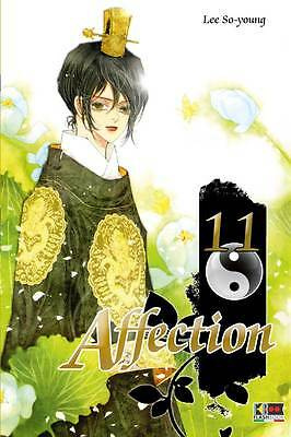 Manga - AFFECTION  N. 11 - nuovo italiano - flashbook
