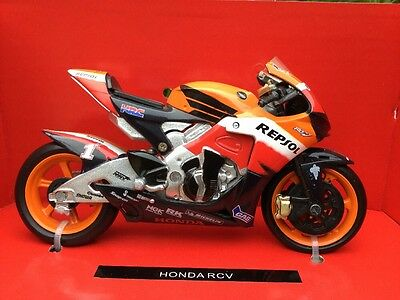 New Honda RCV1:18 Diecast Motorcycle From NewRay Road Rider Collection N Gift 5+