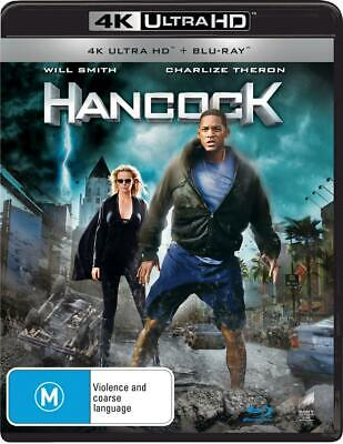 Hancock | Blu-Ray + UHD + UV - Blu Ray Region B Free Shipping!