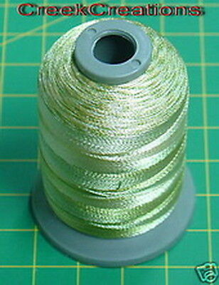 Variegated Machine Embroidery Thread 1,000 Mtr No 9752