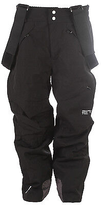 2117 of Sweden Talmossen Ski Pants Black Mens