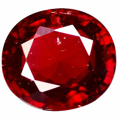 2.24 Ct Exquisite 100% Natural Oval 8 x 7 mm Sri Lanka AAA Spinel