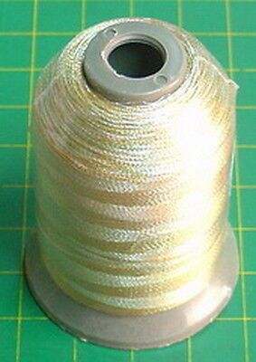 Variegated Machine Embroidery Thread 1,000 Mtr No 9766
