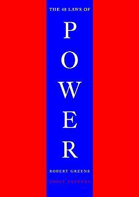 The 48 Laws of Power by Joost Elffers; Robert Greene