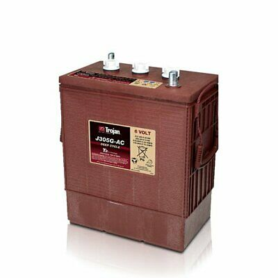 Cyclic Battery Trojan 315Ah 6V J305G-AC for Solar, Photovoltaic, Stand-Alone