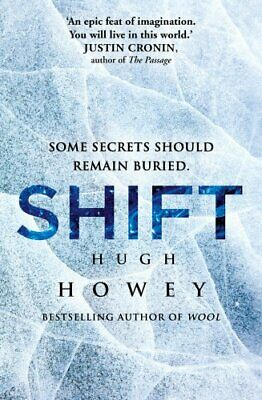 Shift: (Wool Trilogy 2) by Howey, Hugh Book The Cheap Fast Free Post