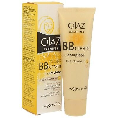 Olaz Essentials BB Cream Hellere Hauttypen 50 ml
