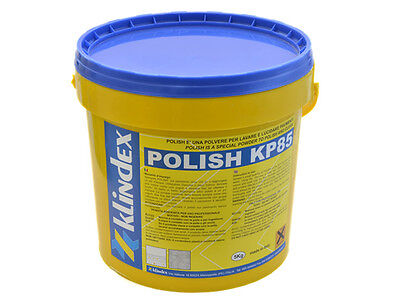 Klindex Marble Polishing Powder KP85 1 KG - Terrazzo, Porcelain, Glass