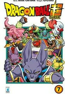 manga DRAGON BALL SUPER N. 7 - nuovo panini planet manga