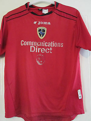 Cardiff City 2006-2007 Away Football Shirt Size Small Approximately /40290