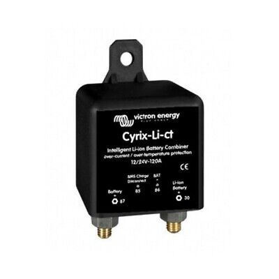 Battery Combiner Cyrix Li-Ct 12/24V 120A Victron Energy