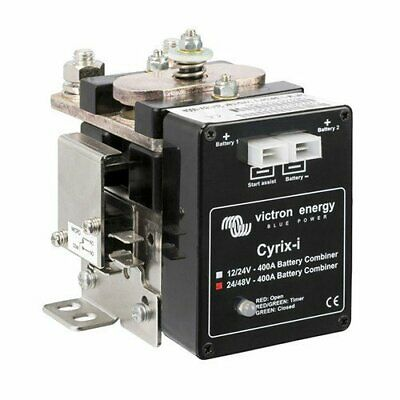Cyrix-I Battery Combiners 12/24V 400A Victron Energy