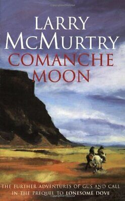 Comanche Moon by Mcmurtry, Larry Paperback Book The Cheap Fast Free Post