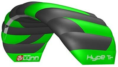Peter Lynn 2017 Hype Kitesurf Trainer Two Line Power Kite With Bar