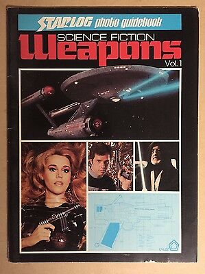 Starlog Presents - Photo Guidebook – Science Fiction Weapons Vol. 1