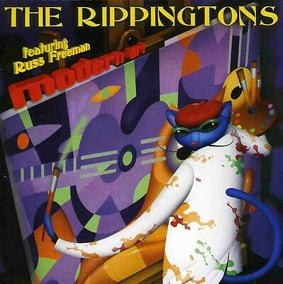 The Rippingtons - Modern Art [New CD]