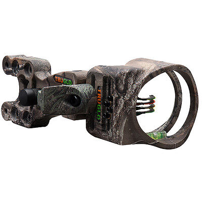 TruGlo Carbon XS 4 Light 19  Realtree Xtra
