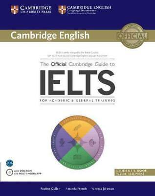 The Official Cambridge Guide To Ielts Student's Book With - New Paperback Book