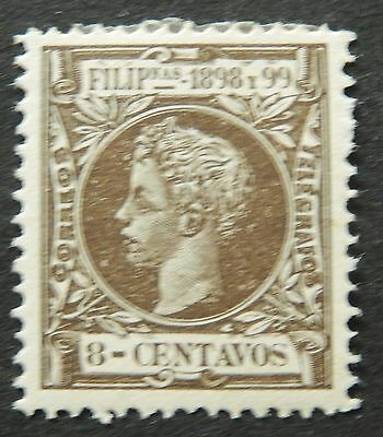 Philippines Stamp Spain Occupation  #203 Mint.hinged Original Gum