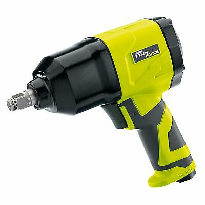 """Draper Storm Force Composite Body Air Impact Wrench (1/2"""" Square Drive) - 65017"""