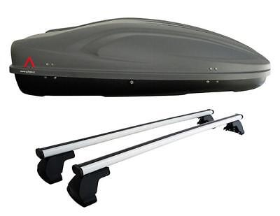 Roof Racks + Box All-Time 400 Lancia Ypsilon 5 Doors From 2011