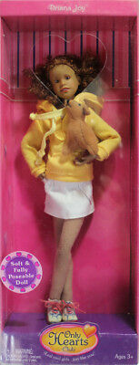 *NEW* Only Hearts Club Doll Briana Joy in outfit with Dog OCH104