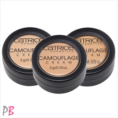 Catrice Camouflage Cream Concealer High Coverage Long Lasting VARIOUS SHADES