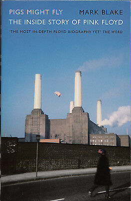 PINK FLOYD Pigs Might Fly - The Inside Story Of   Mark Blake   Buch Book