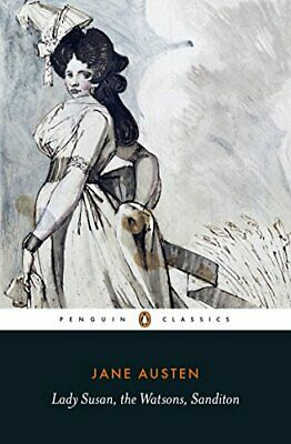 Lady Susan/The Watsons/Sanditon by Margaret Drabble Paperback Book The Cheap
