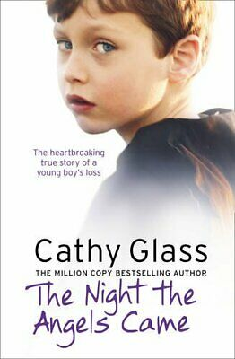 The Night the Angels Came by Glass, Cathy Book The Cheap Fast Free Post