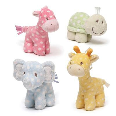 Gund Plush Baby Rattles : Gund LOLLY GIRAFFE & FRIENDS Baby Rattle NEW 4040390