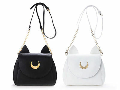 Sailor Moon Messenger Bag Samantha Vega Luna Shoulder Women Fashion Handbag