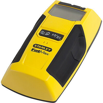 Stanley Intelli Stud Finder 300 Wall Scanner & Detector for Cables, Metal & Wood