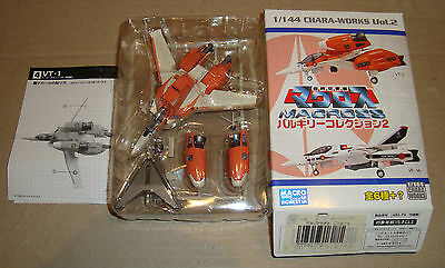 MACROSS 1/144 CHARA-WORKS 2 VT-1 Super Ostrich (movie version) - F-TOYS