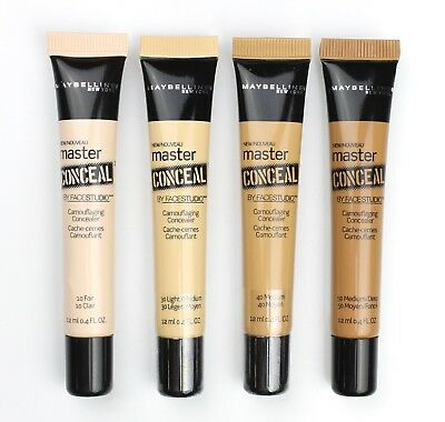 Maybelline Master Conceal Camouflaging Concealer - Choose Your Shade