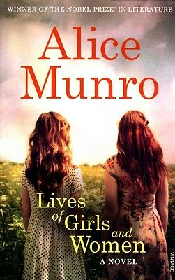 Lives of Girls and Women by Alice Munro Paperback Book