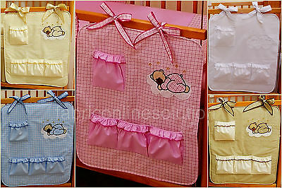 Nursery BABY COT TIDY/TOYS BAG/ORGANIZER  SALE!!!