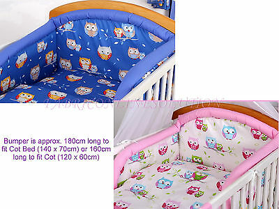 Cot Bumper to fit Cot 120 x 60 cm Absolutely BARGAIN!!!!!!